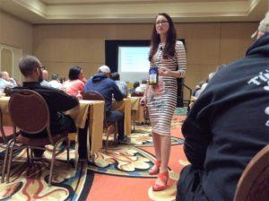 Terra L Fletcher Orlando Florida national convention 2016 ncsg speaker